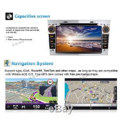 HEAD UNIT For Opel Vauxhall Corsa Vectra Antara/Zafira Meriva astra GPS Nav SAT