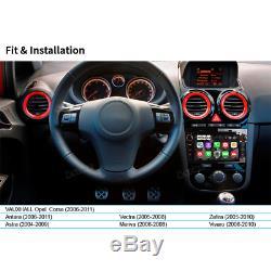 HEAD UNIT For Vauxhall Opel Vivaro/Astra/Corsa/Vectra/Meriva/Zafira GPS Sat Nav