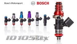 Injector Dynamics ID1000 1000cc Injectors Vauxhall Astra H VXR / OPC / Z20LET