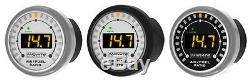 Innovate MTX-L Air/Fuel Ratio Wideband Gauge Kit AFR withO² Sensor LSU 4.9 #3844