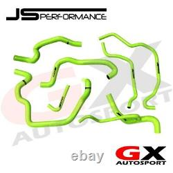 JS Performance Vauxhall Astra G MK4 GSI Turbo Ancillary Hose Kit
