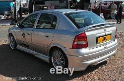 Jdl Vauxhall Astra Mk4 (g) 5 Door Bumper Lip Bodykit