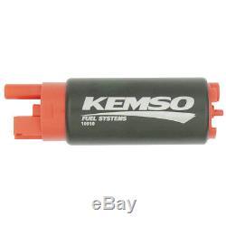 KEMSO 340LPH High Performance Fuel Pump Vauxhall Astra MK4 Gsi 2.0 Turbo 02-05