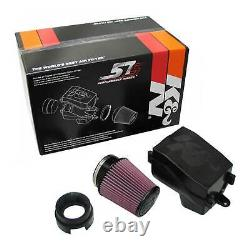 K&N 57S Performance Air Filter/Airbox For Astra MK4/5 1.4/1.6/1.8/2.0 57S-4900