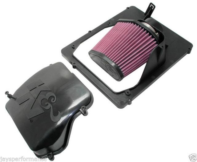 Kn Air Intake Kit (57s-4900) 57s Induction High Flow Performance