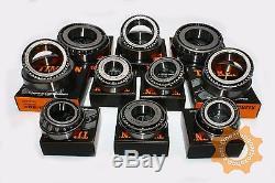 M32 / M20 Gearbox Bearing Rebuild Repair Kit Set TIMKEN (COMPLETE KIT)