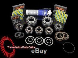 M32 / M20 Uprated 6 Speed Gearbox Rebuild Kit 7 Bearings 5 Seals 3 Circlips