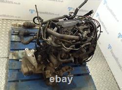 MK4 Astra 1.7 CDTI Complete engine, gearbox, ECU, Driveshaft, Key
