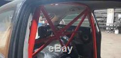 MK4 Vauxhall Astra Hatchback Half Cage Motorsport UK Compliant