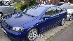 Mk4 Astra bertone edition 100