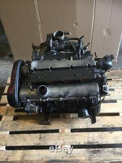 Mk4 Astra/zafira A 99-04 Z16xe 16v 1.6l Complete Engine