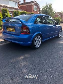 Mk4 Vauxhall Astra GSI Turbo Arden genuine 69K miles rare