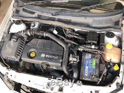 Mk4 Vauxhall astra van 1.7cdti