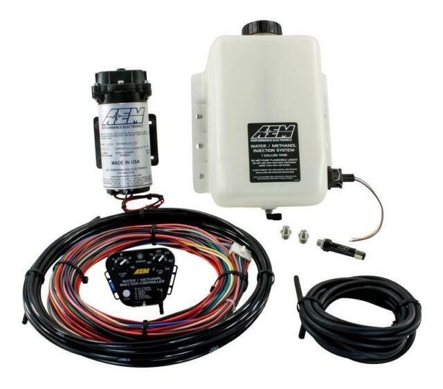 New Aem V2 1.15 Gallon Water Meth Injection Kit (turbo/forced Induction) 30-3300
