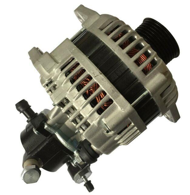 New 100a Alternator For Vauxhall Astra Mk4 Corsa 1.7dti/cdti 16v 0986043981