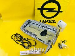 New XXL Oil Bath Set Opel Astra G Zafira A 1,6 Liter With 75PS/101 HP/103 HP