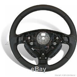 OEM Vauxhall Opel Astra G MK4 Zafira A Agila A Leather Steering Wheel BRAND NEW