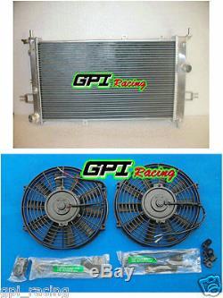 OPEL ASTRA G MK4 Z20LET GSI SRI TURBO HIGH FLOW RACE RADIATOR RAD 42mm &fan