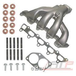 Outlet Manifold + Assembly Kit Vauxhall Astra G Mk 4 1.8 16v