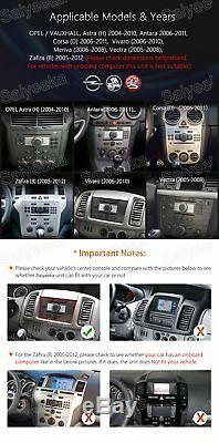 Opel Vauxhall Antara Vectra Astra H/Corsa Meriva Car Stereo GPS Sat Nav BT UK