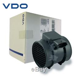 Opel Vauxhall Astra Vectra Siemens VDO Air Flow Meter Sensor 5WK9606 / 5WK9606Z