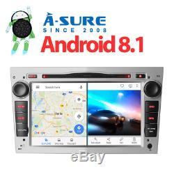 Opel Vauxhall Corsa Vectra Astra Antara Android 8.1 GPS DVD Sat Nav OBD 4G TPMS