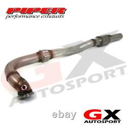 Piper Exhausts DP13C VAUXHALL ASTRA MK4 GSI/SRI 3 DOWNPIPE WITH Sports Cat