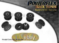 Powerflex Front Subframe Bush Kit Black Series for Vauxhall Astra G MK4 GSI/SRI