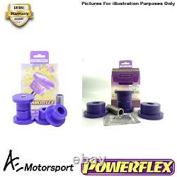 Powerflex Wishbone Bushes Vauxhall Astra Mk4 G Zafira Mk1 A Pff80-801 802 Both