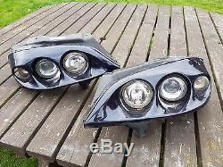 Quad headlights Vauxhall Astra G Mk4 SRi GSi coupe turbo Z20LET morette hella