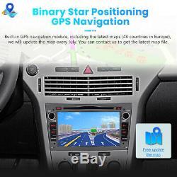 Radio Stereo DVD GPS SATNAV For OPEL Vauxhall Antara Astra DAB+ Bluetooth RDS