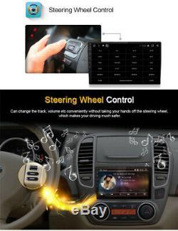 Single DIN 9 Car BT Stereo GPS MP5 Player Mirror Link Audio Video DVR DAB OBD