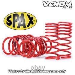 Spax 60/40mm Lowering Springs For Vauxhall Astra Mk4 (G) 2.0 16v (98-04)S026084