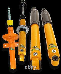 Spax Adjustable Rear Shock Vauxhall Astra Mk4 Coupe & Cabrio 2.0 DTi, 2.2 DTi