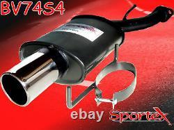 Sportex Vauxhall Astra mk4 performance back box hatchback 03/1998-2003