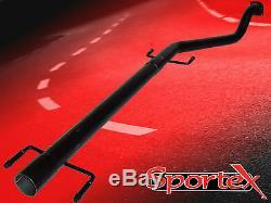 Sportex performance exhaust race tube Vauxhall Astra mk4 1.4i, 1.6i, 1.8i, 2.0i