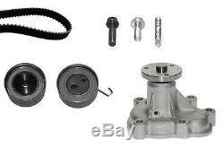Timing Cam Belt Kit & Water Pump Set Vauxhall Astra 1.7 Cdti 1.7 Cdti 16V