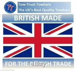 Towbar Vauxhall Astra G Mk4 Van 1998 to2006 & Estate 1998 to2004 Tow-Trust TV345