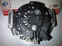 VAUXHALL ASTRA G MK4 2.2 Z22SE PETROL inc TURBO BRAND NEW 120A ALTERNATOR 00-04
