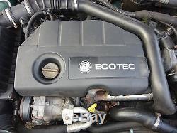 Vauxhall Astra G Mk4 H Mk5 1.7 Cdti Z17dtl Diesel Engine 92k 2002-2009
