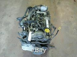 Vauxhall Astra G Mk4 H Mk5 Van 1.7 16v Cdti Diesel Z17dtl 101k Engine 2003-2007