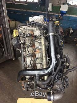 Vauxhall Astra G Mk4 H Mk5 Van 1.7 16v Cdti Diesel Z17dtl 104 K Engine