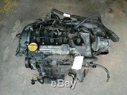 Vauxhall Astra G Mk4 H Mk5 Van 1.7 16v Cdti Z17dtl Diesel Engine 113k 2003-2007