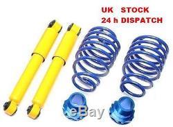VAUXHALL ASTRA G MK4 REAR sport adjustable coilover suspension kit