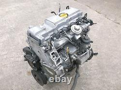 VAUXHALL ASTRA G MK4 VECTRA B 2.0DTI ENGINE X20DTL 1998-2001 models