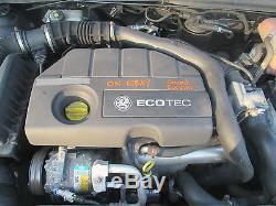 Vauxhall Astra H Mk4 Mk5 1.7 16v Cdti Engine Z17dtl Engine Code Fully Tested