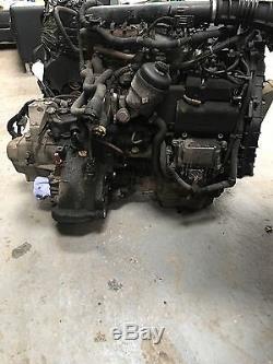 VAUXHALL ASTRA MK4 CORSA C + COMBO VAN 1.7 DTI DIESEL Y17DT ENGINE Complete