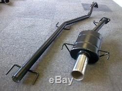 VAUXHALL ASTRA Mk4 SPORTS EXHAUST SYSTEM 98-2001 ASTRA G 4 Tip
