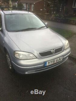 Vauxhall Astra 1.6 8v MK 4