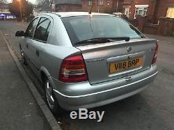 Vauxhall Astra 1.6 Petrol Auto MK4 72,000 low Mileage